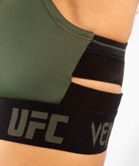 UFC Venum Authentic Fight Week Women's Weigh-in Bra - Khaki