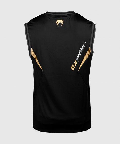 Venum Petrosyan Dry Tech Tank Top - Black/Gold
