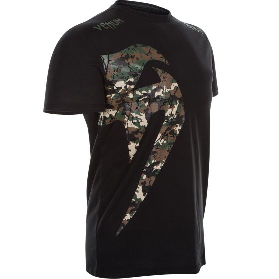 베넘 오리지널 자이언트 티셔츠 - 블랙/포레스트 카모