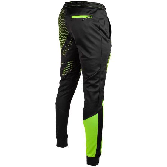 Штаны для бега VTC 2.0 - Черный/Неоновый желтый