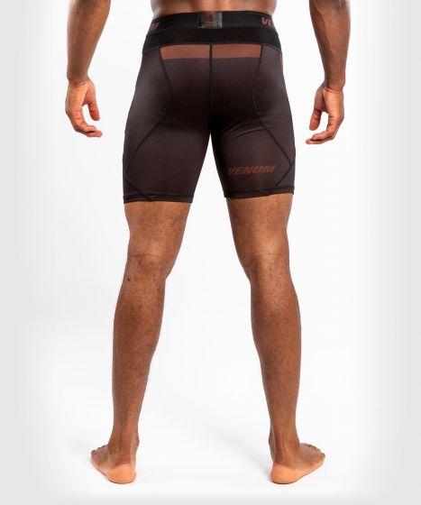 Venum NoGi 3.0 Vale Tudo Shorts - Black/Brown