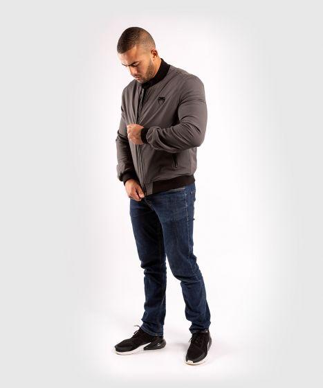 Куртка-бомбер Venum Trooper  - Серый/Черный