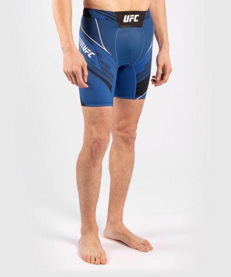 UFC Venum Authentic Fight Night Men's Vale Tudo Shorts - Short Fit - Blue