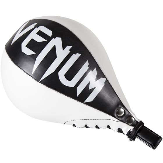 Venum Speed Bag - Skintex Leather - Black/Ice