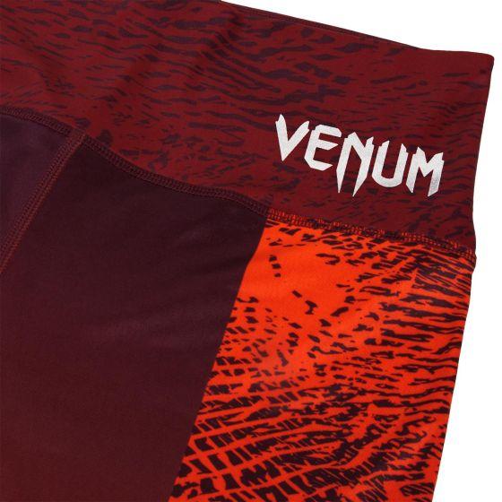 Venum Dune Cropped Leggings - Orange