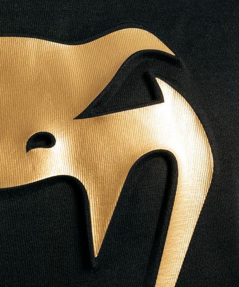 Толстовка Venum Classic - Черный/золотой