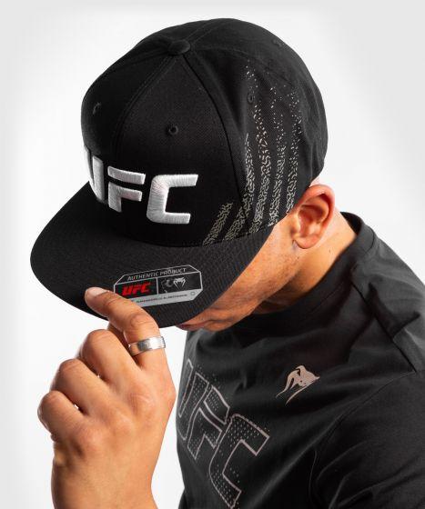 UFC Venum Authentic Fight Night Unisex Walkout Hat - Black
