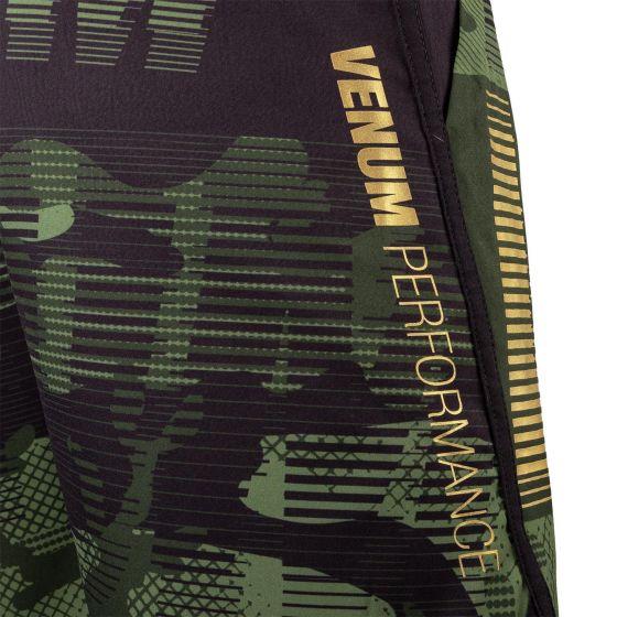 Venum Tactical Training Shorts - Forest camo/Black