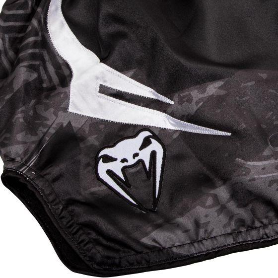 Venum Gladiator 3.0 Muay Thai Shorts - Black/White