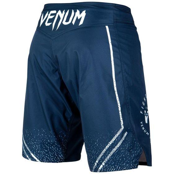 Шорты Venum Signature - Темно-синий/Белый