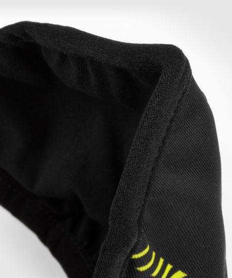 VENUM FACE MASK - Black/Neo Yellow