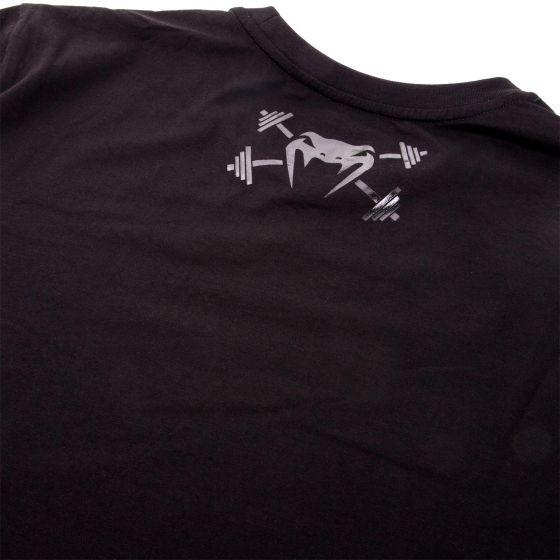 베넘 워드 키커 티셔츠 - 블랙