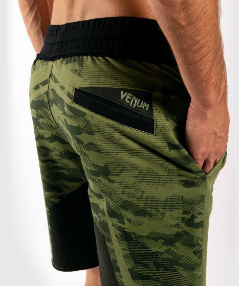 Venum Trooper cotton shorts - Forest camo/Black