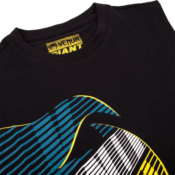 Venum Giant x Plasma tank top - Black/Yellow