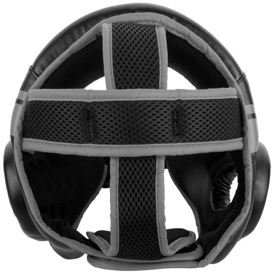 ШЛЕМ VENUM CHALLENGER OPEN FACE - Черный/Серый