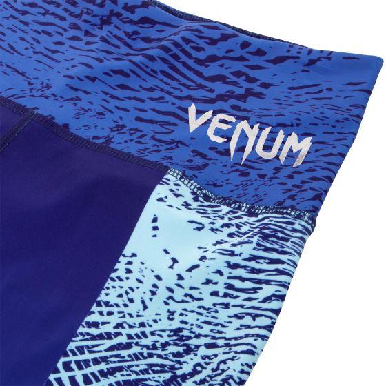 Venum Dune Cropped Leggings - Dark purple/Light latigo bay