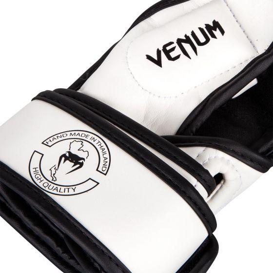 Venum Impact Sparring MMA Gloves - White/Black