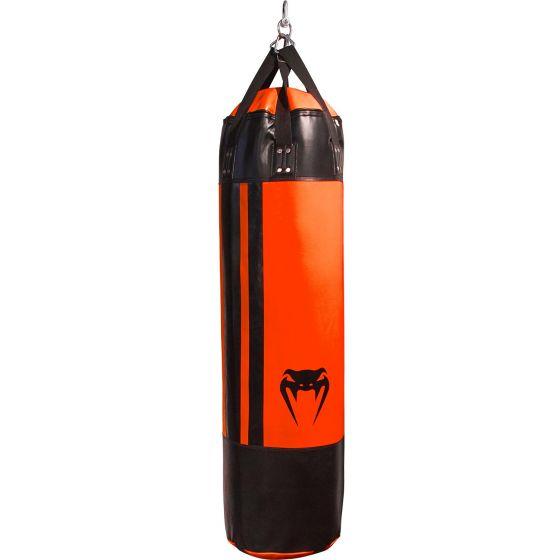 Venum Hurricane Punching Bag - 130 cm - Unfilled - Black/Neo Orange
