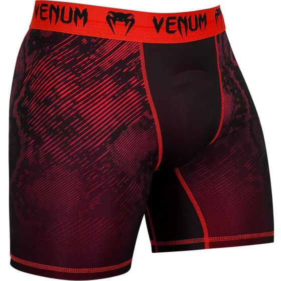 Venum Fusion Compression Shorts - Black/Red