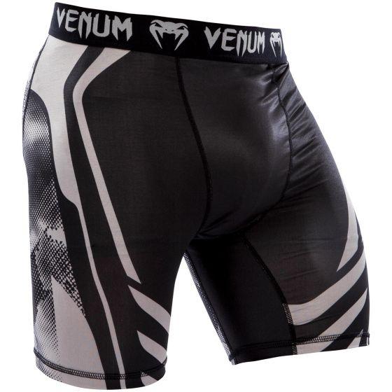 Venum Technical Compression Shorts - Black/Grey