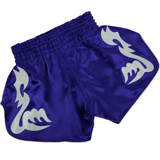 Venum Bangkok Inferno Muay Thai Shorts - Blue/White
