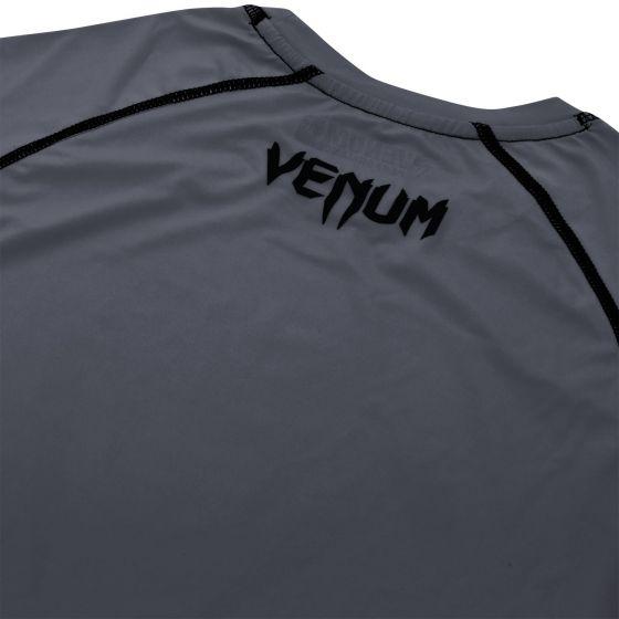 Venum Contender 3.0 Compression T-shirt - Short Sleeves - Heather Grey/Black - XS