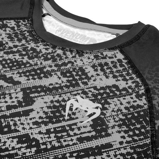 Venum Tropical Compression T-shirt - Black/Grey