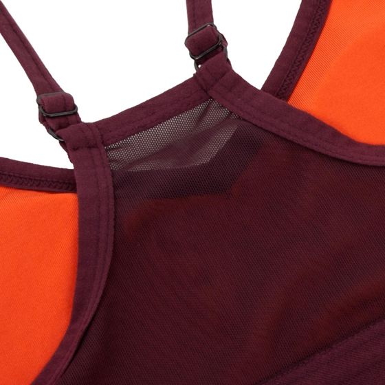 Venum Dune Sports Bra - Orange