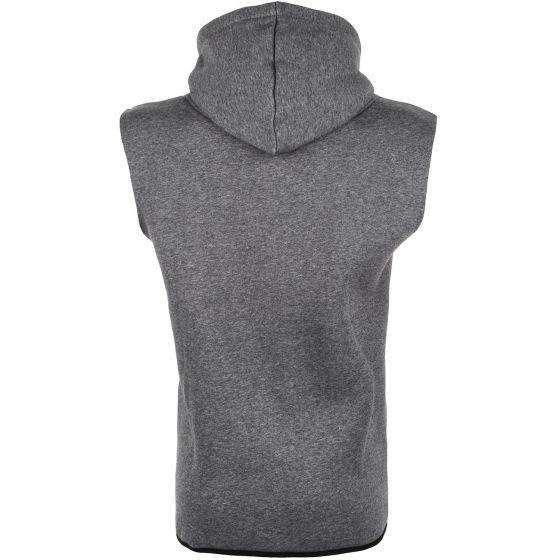 Venum Contender 2.0 Sleeveless Hoodie - Grey/Black