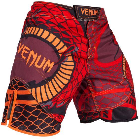 Venum Snaker Fightshorts - Red