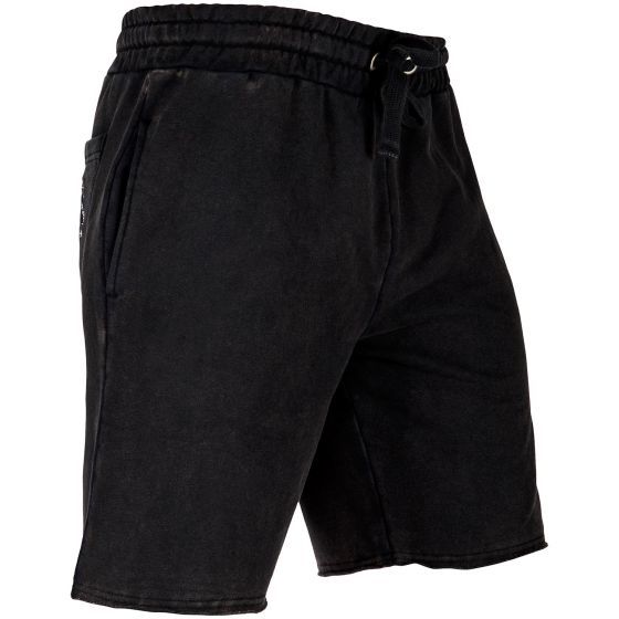 Venum Hard Hitters Cotton Shorts - Black