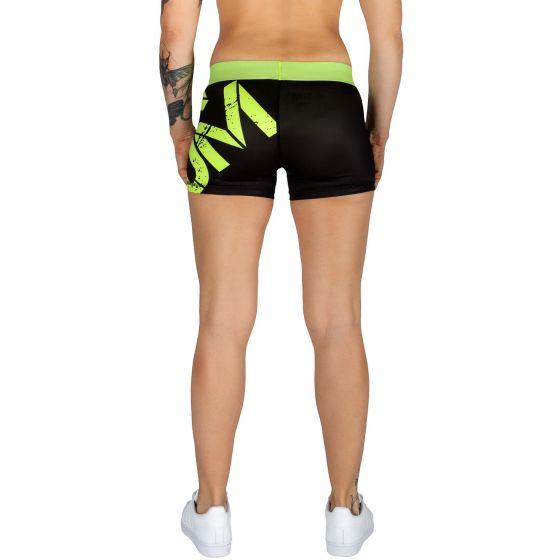 Venum Power Shorts - Neo Yellow/Black