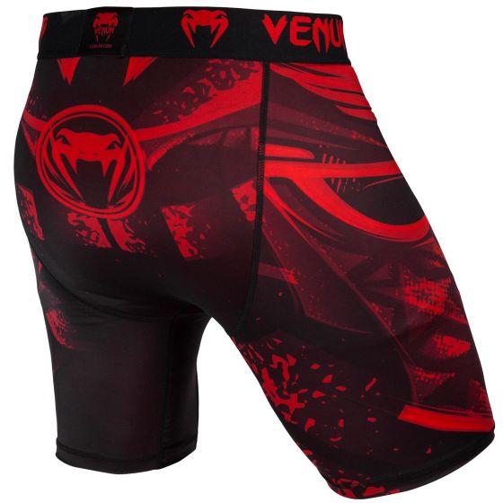 Vale Tudo Shorts Venum Gladiator 3.0 - Black/Red