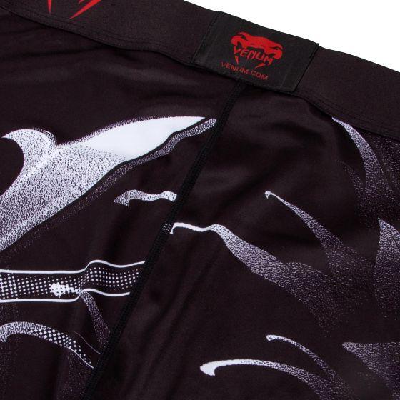 Venum Samurai Skull Spats - Black