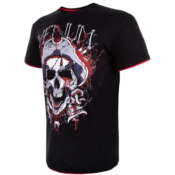 Venum Pirate 3.0 T-shirt - Black/Red