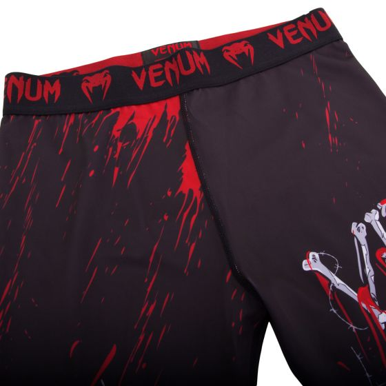 Venum Pirate 3.0 Spats - Black/Red