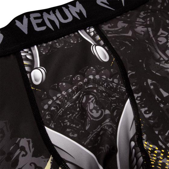 Venum Viking 2.0 Spats - Black/Yellow