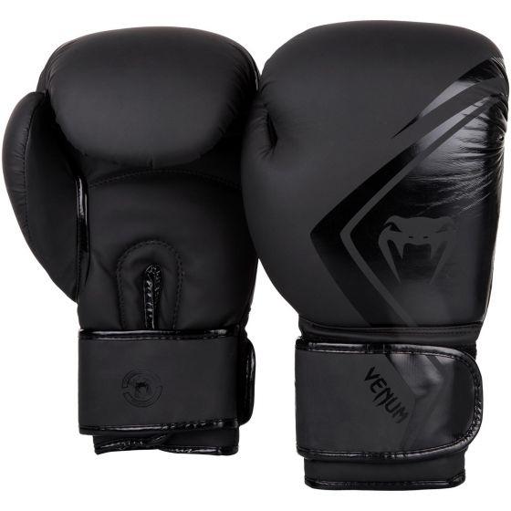 Venum Boxing Gloves Contender 2.0 - Black/Black