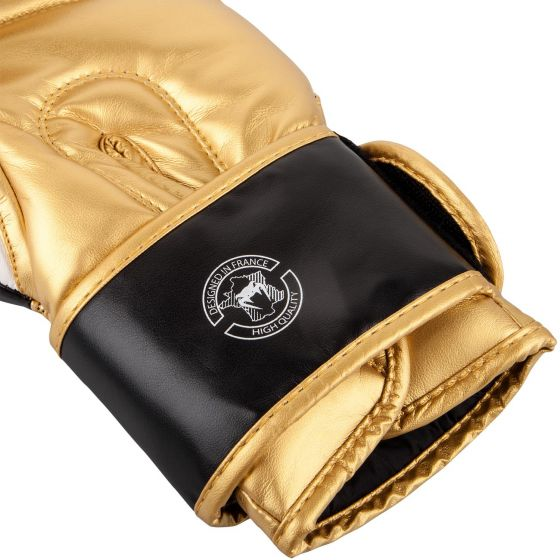 Venum Boxing Gloves Contender 2.0 - Black/White-Gold