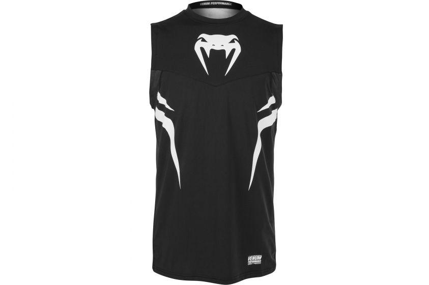 Venum Sharp 2.0 Dry Tech™ T-shirt - Black/Grey