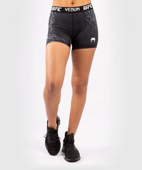 UFC Venum Authentic Fight Week Women's Performance Vale Tudo Shorts - Black