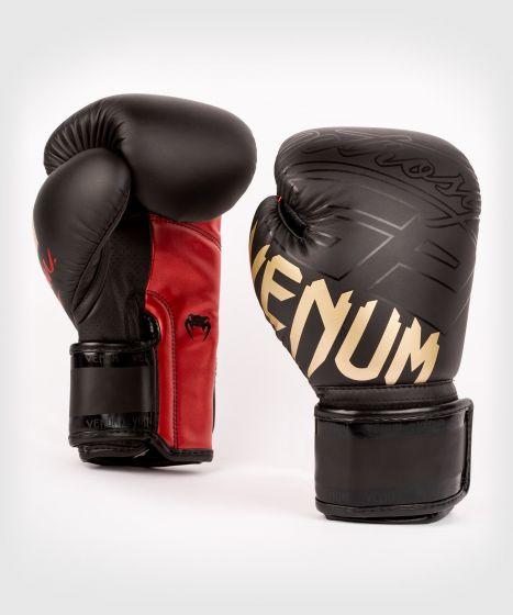 Боксерские перчатки Petrosyan 2.0 - Чёрный/Золотой
