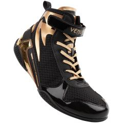 Venum Giant Low Boxing Shoes - Black/Gold