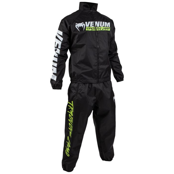 Venum Sauna Suit Training Camp - Black