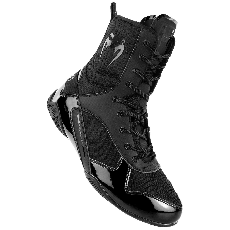 Боксерки Elite Venum Elite - Черный/Черный