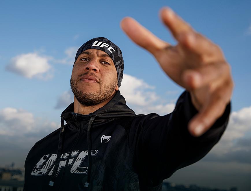 UFC VENUM Partnership