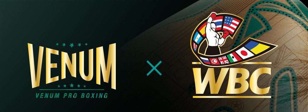 venum WBC boxing limited edition