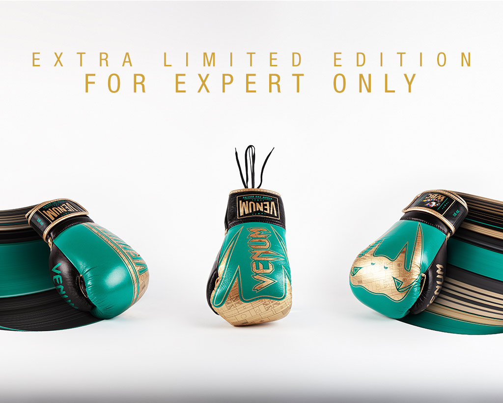 venum WBC boxing limited edition